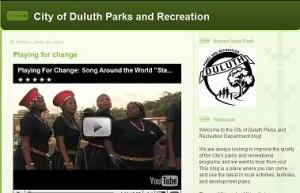 Bunten Road Park Blog