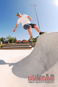 Bay Creek Skate Park (Nick Scott)