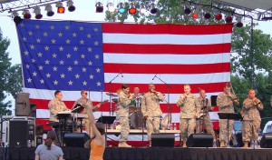 Army Ground Forces Band, Loose Cannons