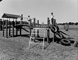 Rural Playground - photo from NRPA.org