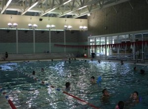 Collins Hill Aquatic Center - Indoor Pool