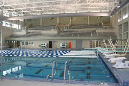 Aquatic Center Collins Hill Aquatic Center