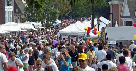 Duluth Fall Festival , September 26th & 27th