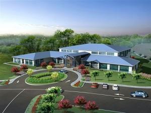 Lucky Shoals Park Recreation Center