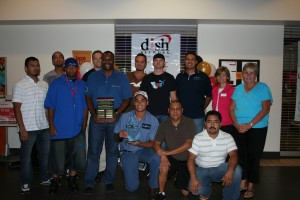 1st Place Division B Rehrig Pacific Company
