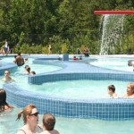 Mountain Park Aquatic Center - Outdoor Leisure Pool