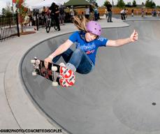 Duncan Creek Skate Park