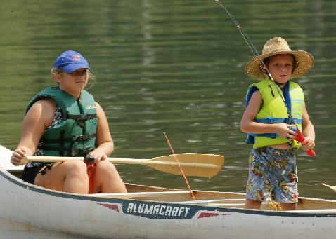 Kick off fall with a free day at georgia state parks for Ga fishing license for senior citizens