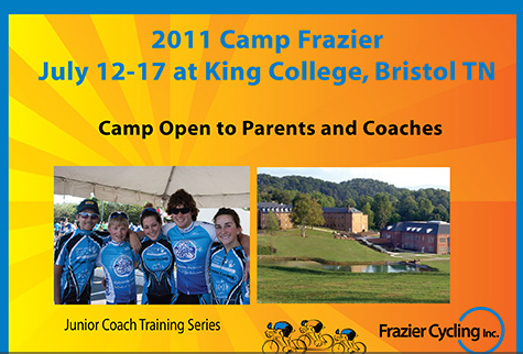 Frazier Cycling Camp 2011