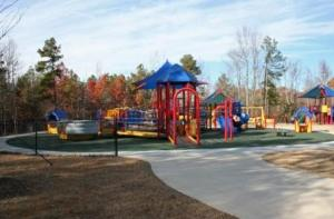 Duncan Creek Park Playground