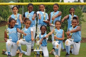 Shiloh Athletic's All Start U8 Girls