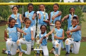 Shiloh Athletic's All Start U8 Girls