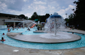 Collins Hill Aquatic Center