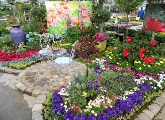 Gwinnett park life gwinnett county parks gwinnett for Butterfly garden designs free