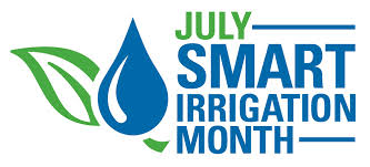 smart water irrigation month