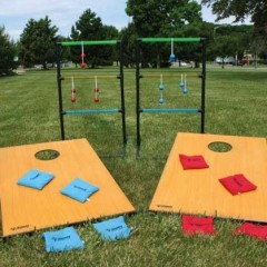 Lawn Games League, Thursdays on Duluth's Town Green