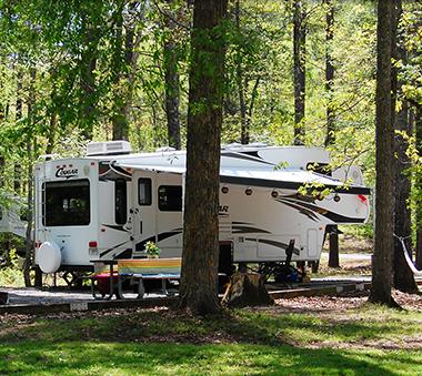 Georgia State Park Camping Deals