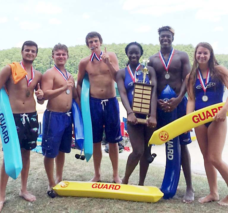 Gwinnett Lifeguard Champs