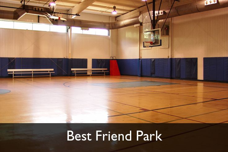 best friend park gym