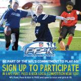 NFL, Punt, Pass & Kick Competition at Rhodes Jordan Park, July 30, 2016