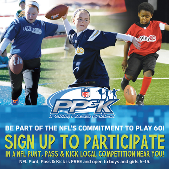 NFL Punt Pass Kick