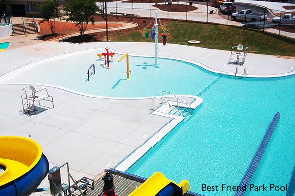 Best Friend Pool